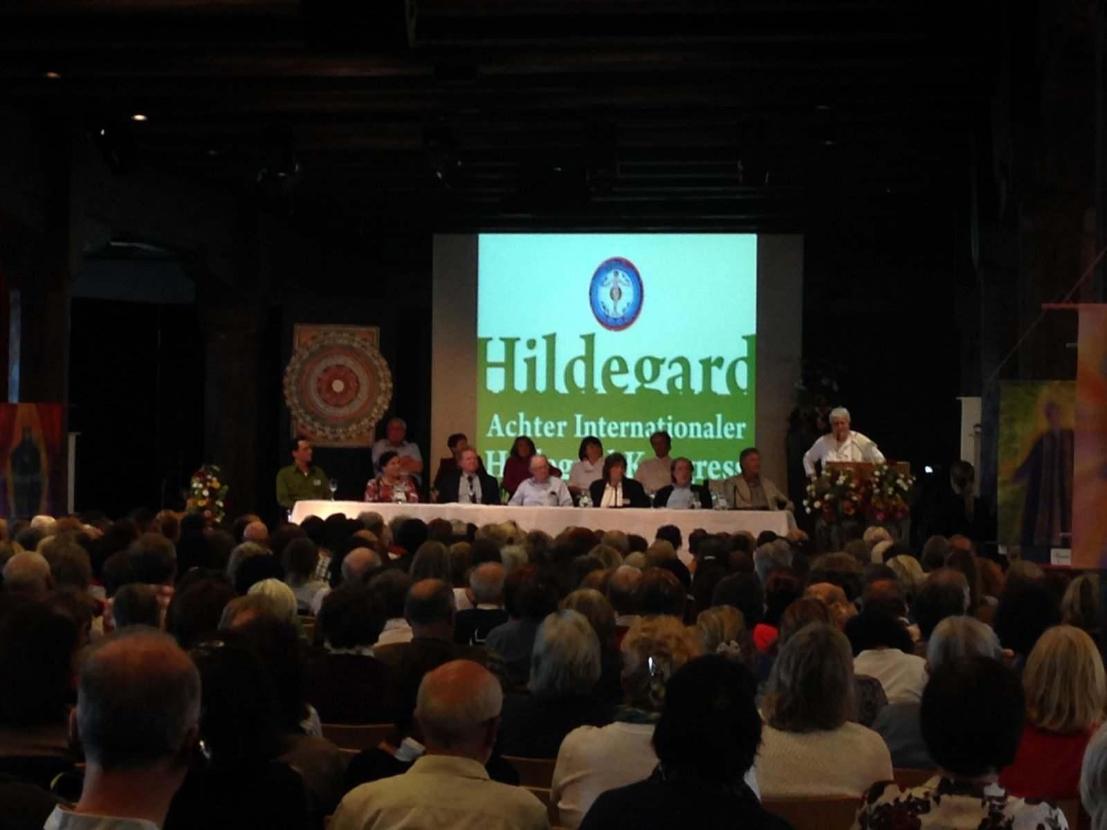VIII Międzynarodowy Kongres św. Hildegardy w Konstancji